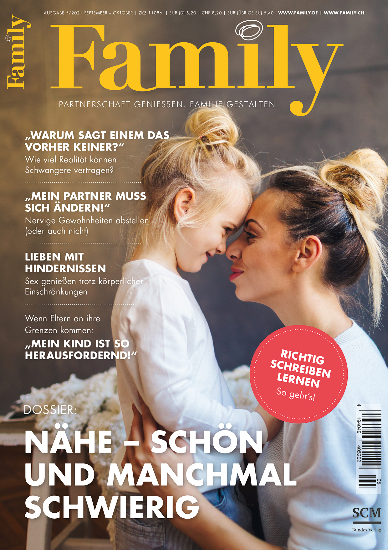 Family | Partnerschaft geniessen. Familie gestalten. | Magazin ...