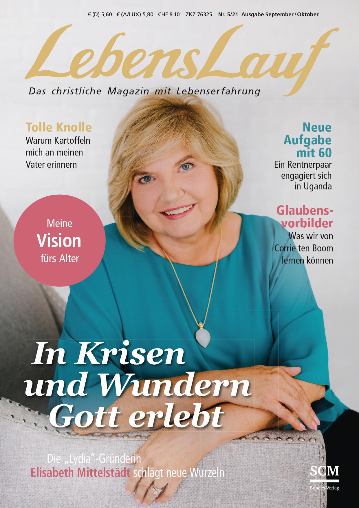 Lebenslauf Das Christliche Magazin Mit Lebenserfahrung 55plus